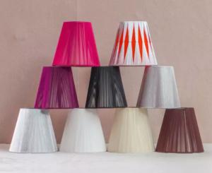 string lamp shades